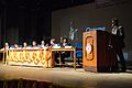 Atanu Saha Addressing - Inaugural Function - Bengali Wikipedia 10th Anniversary Celebration - Jadavpur University - Kolkata 2015-01-09 2580.JPG
