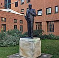 Attlee statue, Mile End Road (Geograph 6032060).jpeg