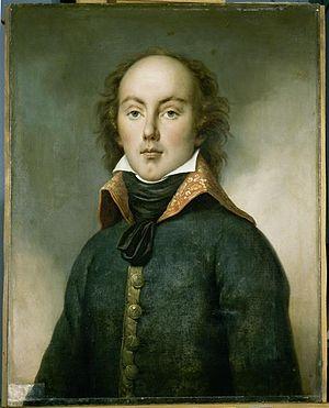 Jean-Baptiste Annibal Aubert du Bayet - Jean-Baptiste Annibal Aubert du Bayet by Jean-Baptiste Paulin Guérin