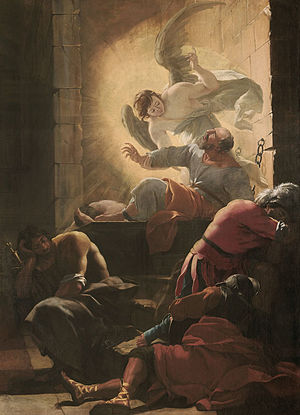The Deliverance of Saint Peter