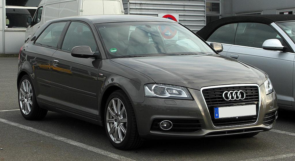 File:Audi A3 1.2 TFSI Ambition S-line (8P, 3. Facelift