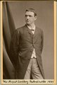 August Lindberg, porträtt - SMV - H5 077.tif