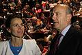 Aurélie Filippetti et Alain Juppé (8947382911).jpg