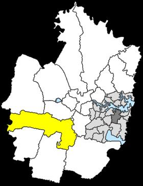Ville de Liverpool (Australie) — Wikipédia