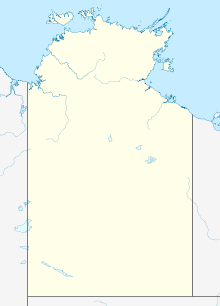 YGTE is located in Northern Territory