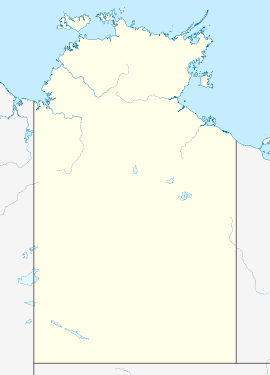 Katherine is located in Northern Territory