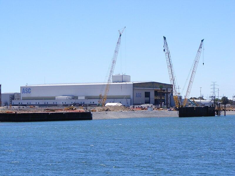 File:Australian Submarine Corporation building.jpg