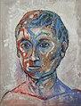 Autoportret (Self Portrait), Paris, 1959.jpg