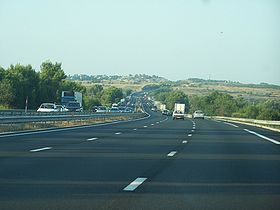 Image illustrative de l'article Autoroute A9 (France)