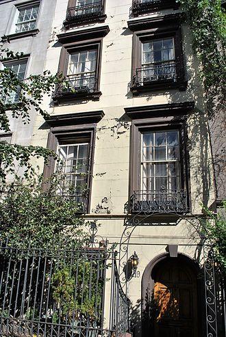 Ava Alice Muriel Astor - Ava Astor House, Manhattan