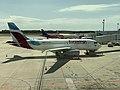 Avion Eurowings, aéroport de Vienne (Autriche) août 2019.jpg