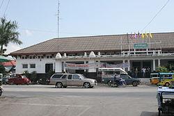 アユタヤ駅 - Wikipedia