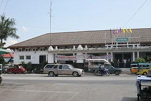 Phra Nakhon Si Ayutthaya (city) - Ayutthaya Railway Station.