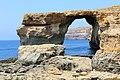 Azzure window. Gozo, Malta (27513290033).jpg