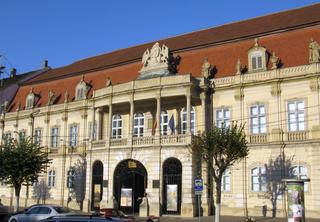 Cluj-Napoca Bánffy Palace art museum