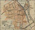 BAEDEKER(1914) p127 Latvia, (Jelgava) Mitau.jpg