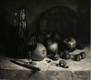 Nikola Avramov - Image: BASA 1772K 1 91 14 Painting by Nikola Avramov