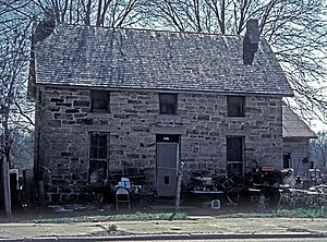 National Register of Historic Places listings in Osage County, Oklahoma - Image: BLACKSMITH'S HOUSE