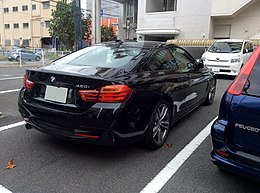 BMW 420i Coupé M Sport (F32) rear.JPG