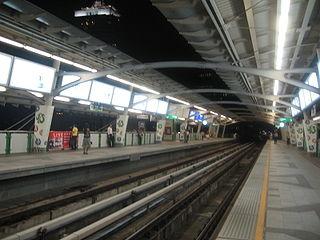 Phloen Chit BTS station