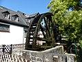 Bad Münster am Stein-Ebernburg - Wasserrad am Kurpark - panoramio.jpg