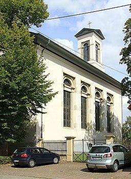 Badenheim, Evangelische Pfarrkirche