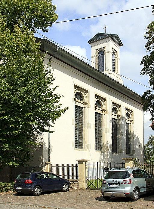 Badenheim Evangelische Kirche 20100902