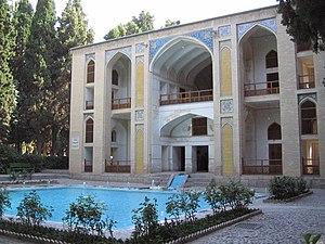 Kashan - Bagh-e Fin.