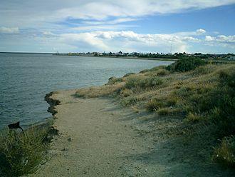 San Julian Bay - San Julian Bay, January 2006