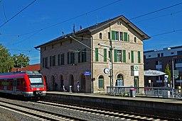 Eisenbahnstraße in Fellbach