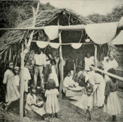 Baking bread in the West Indies