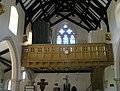 Balcony within St Joseph's, West Street - geograph.org.uk - 863654.jpg