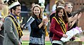 Baldwin Wallace 2012 Homecoming King and Queen (8084443475).jpg