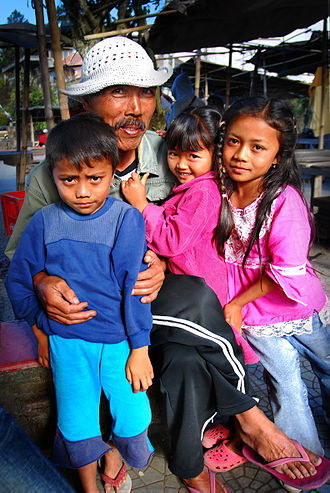 Etiquette in Indonesia - Indonesians are family and community oriented, where loving and honoring elders is a norm.