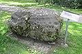 Ballersten (RAÄ-nr Falköping 29-1) skålgropssten 0266.jpg