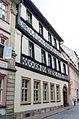 Bamberg, Judengasse 9, von Westen, 20151009-001.jpg