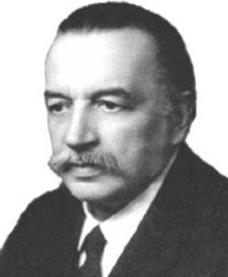 Tadeusz Banachiewicz - Image: Banachiewicz