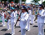 Banda Municipal de San Carlos en celebración del Día de la Cultura (1286732940) 2010-10-10 Quesada, Alajuela, Costa Rica.jpg