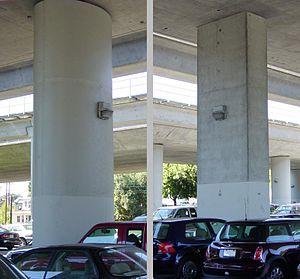 concrete tube hotel