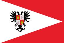 Bandera de Arcos de la Llana (Burgos).png