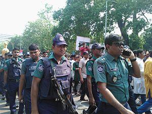 Bangladesh Police - Bangladesh police.