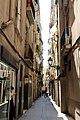 Barcelona - La Ribera. Carrer de l'Argenter.jpg