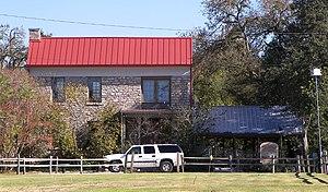 Barton House (Salado, Texas) - The Barton House in 2008.