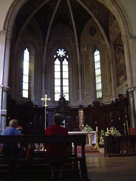 File:Basilica cattedrale di Santa Maria Assunta, abside (Lucera).JPG