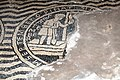 Basilica di San Savino (Piacenza), mosaico con segni zodiacali entro medaglioni, prima metà del secolo xii 06.jpg