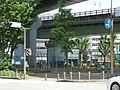 Basketball court of Wakamiya Odori Park 01.jpg