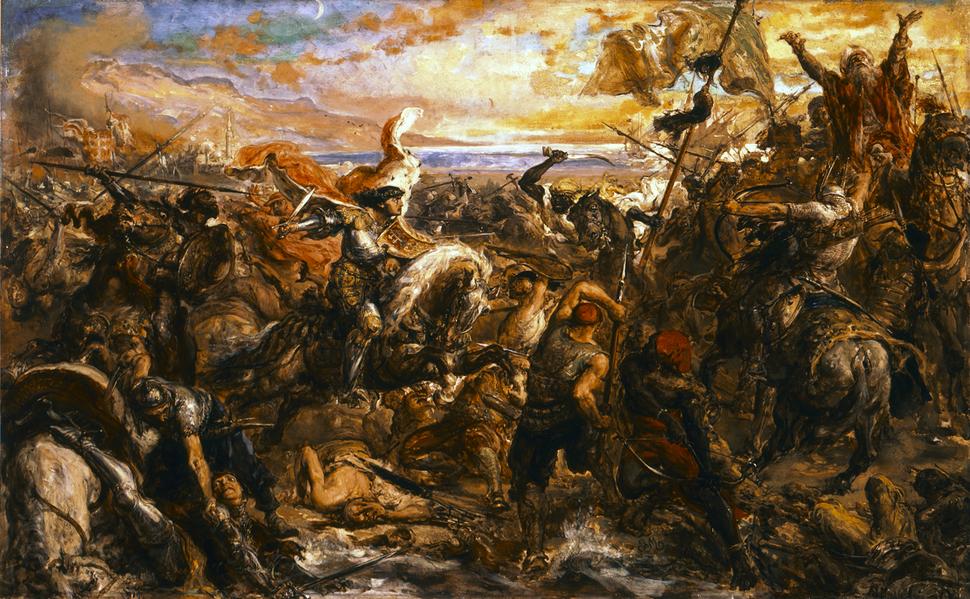 Battle of Varna 1444