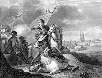 Battle of Worcester - Image: Battle of Worcester