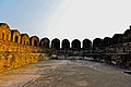 Battlements, Rohtas Fort..jpg