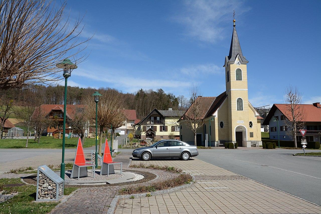 Jahresabschluss-Gottesdienst in Gnas - Bad Gleichenberg